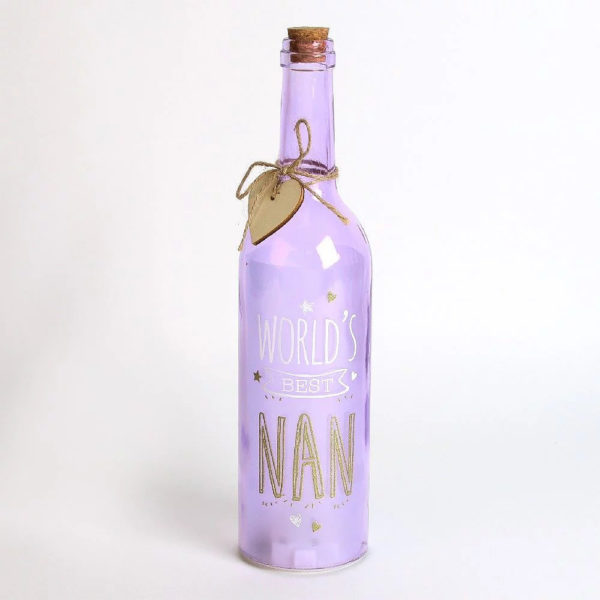 World's Best Nan Led Bottle