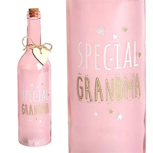 Special Grandma LED Bottle