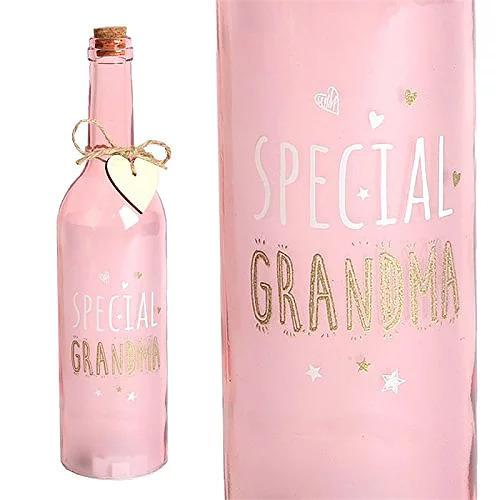 Special Grandma LED Bottle