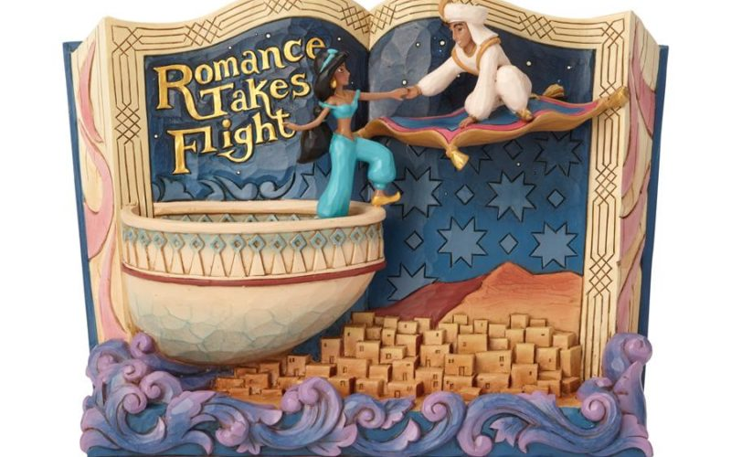 Romance takes flight Storybook Aladdin NOW AVAILABLE