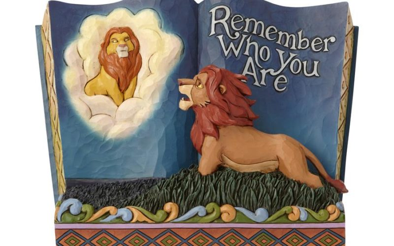 Remember who you are Storybook Lion King