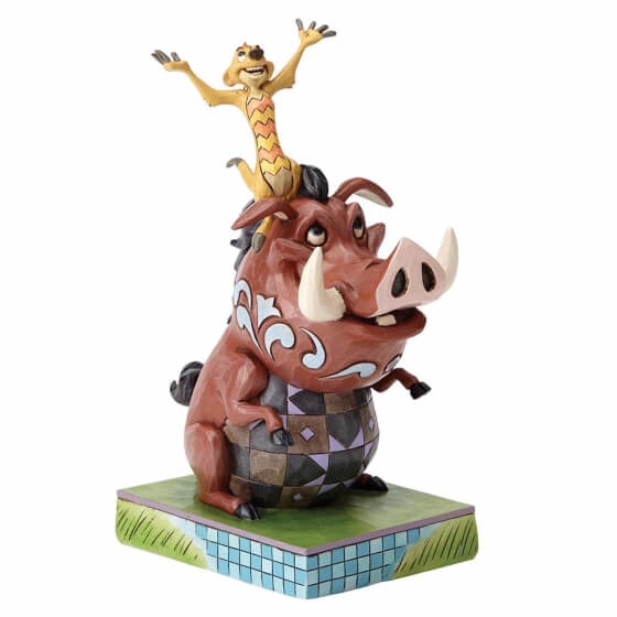 Timon and Pumba from The Lion King