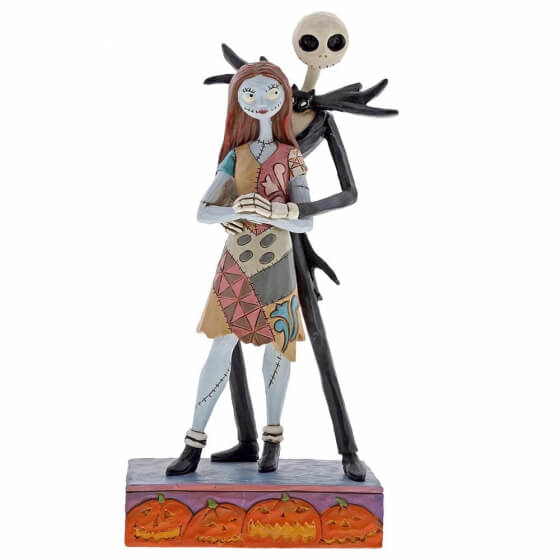 Fated Romance (Jack & Sally Figurine)