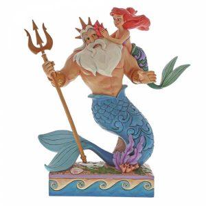 Triton with Ariel