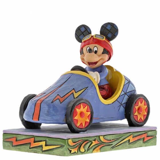 mickey soap box racer