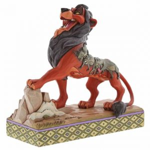 Scar Figurine from the Lion King