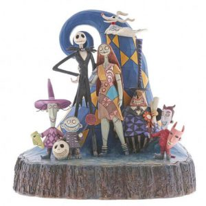 All Nightmare before Christmas Figurine