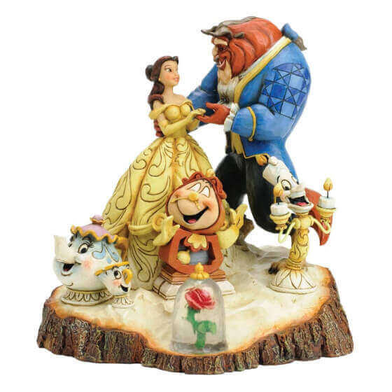all beauty and the beast characters
