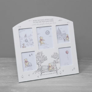 Disney Christopher Robin The Very Best Multi Photo Frame