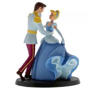 Disney Enchanting Cinderella Cake Topper