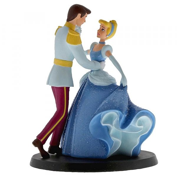 Disney Enchanting Cinderella Cake Topper