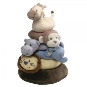 Gund Baby Animal Stacker Toy