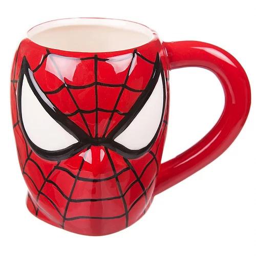 Marvel Comics 3D Spiderman Mug