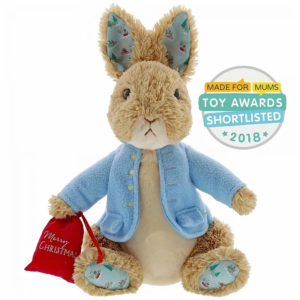Peter Rabbit Christmas Plush Large