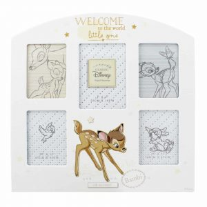 Disney Magical Beginnings Bambi Photo Collage Frame