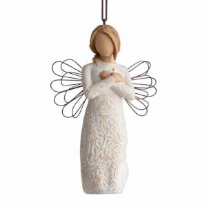 "Willow Tree ""Remembrance"" hanging Ornament"