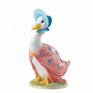 Jemima Puddle-Duck Mini Figurine