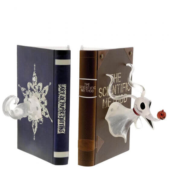 Nightmare Before Christmas Gifts Uk: Disneys The Nightmare Before Christmas Zero Bookends