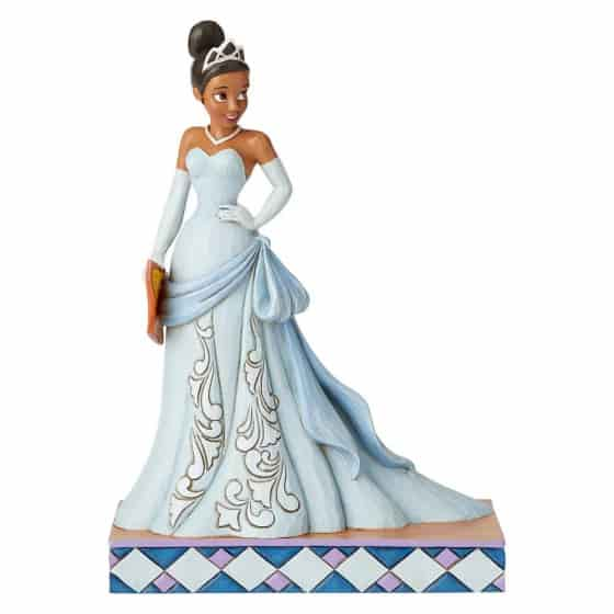 Tiana disney tradition