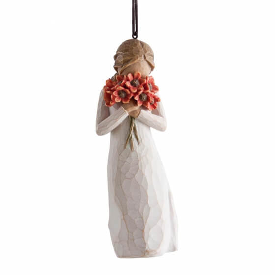 "Willow Tree ""Surrounded by Love"" hanging Ornament"