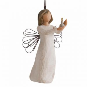 Willow tree hanging figurine