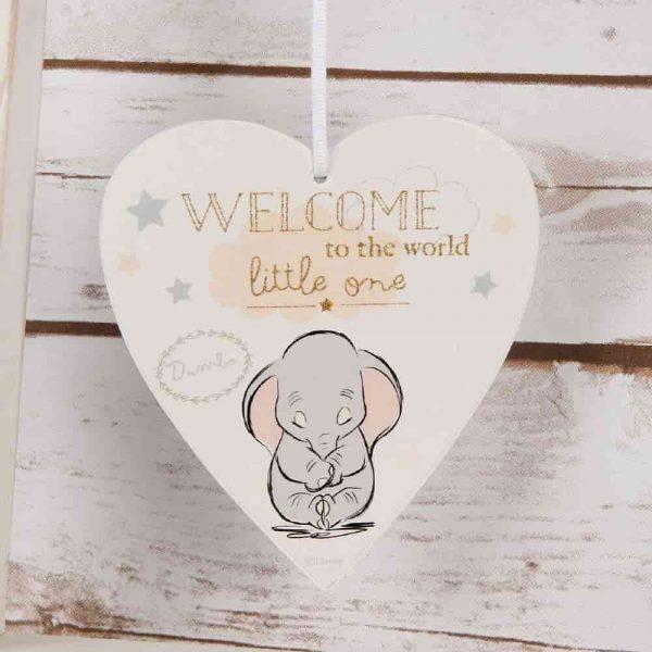 Disney Dumbo plaque