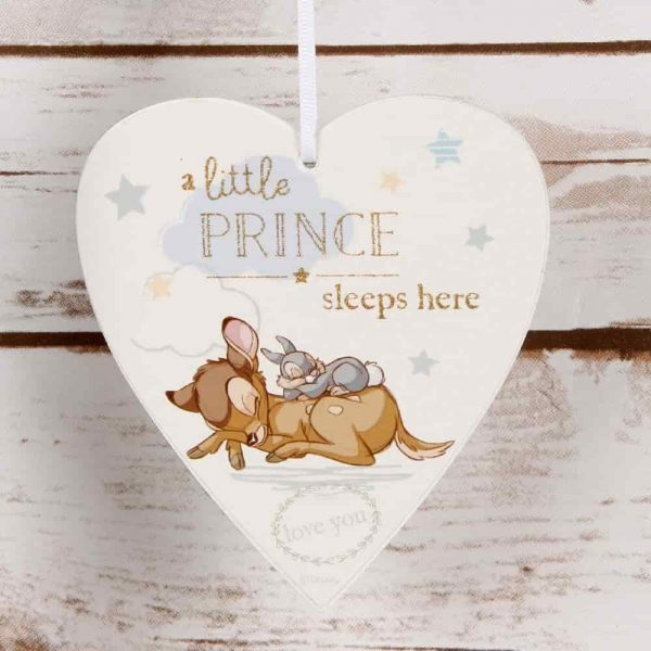 Disney wooden plaque