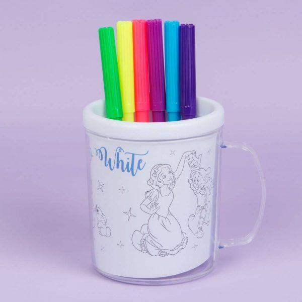 disney colour me mug