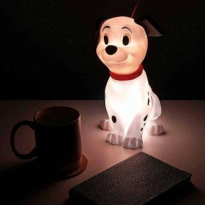 101 dalmations usb desk lamp