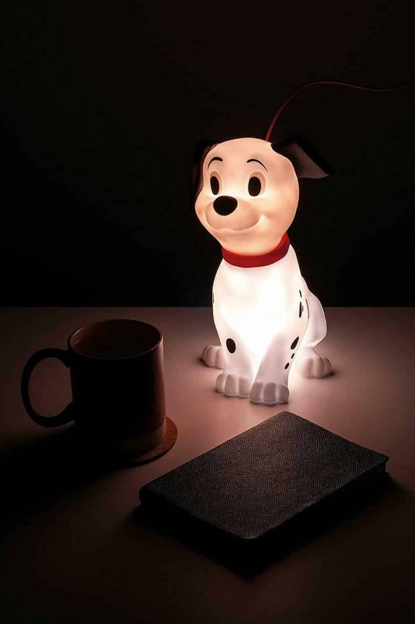 101 dalmations usb desk lamp