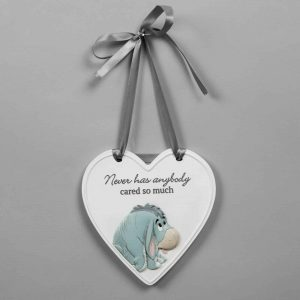 Eeyore hanging wall plaque