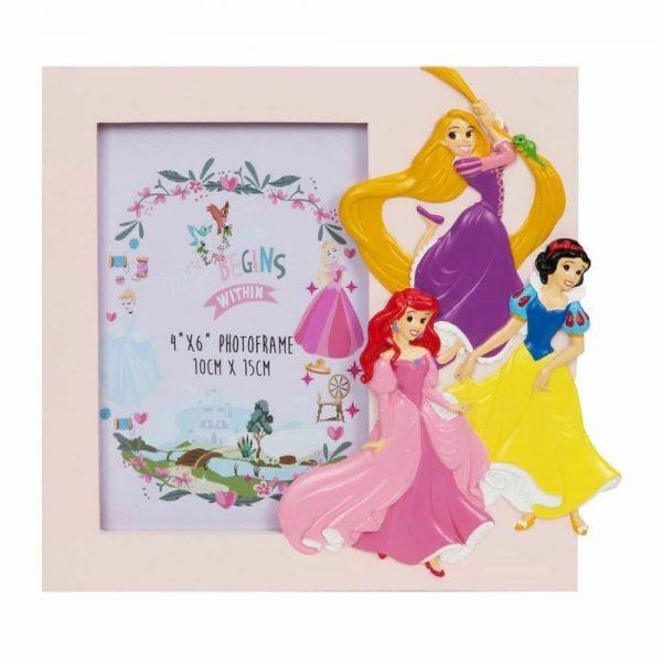 Disney princess frame