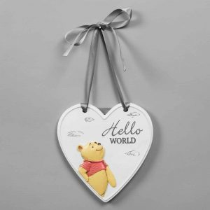 Winnie The Pooh wall plaque