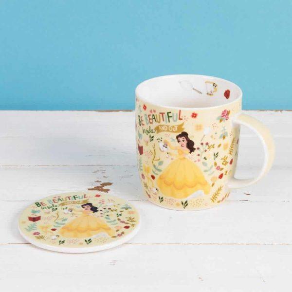 Disney belle mug
