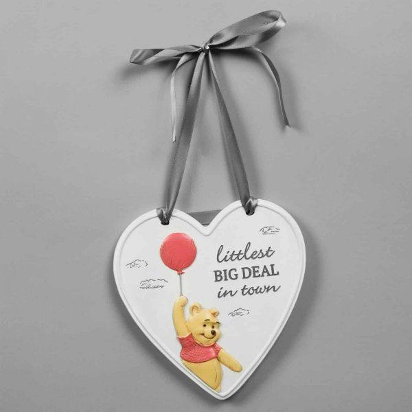 Winnie the pooh plaque