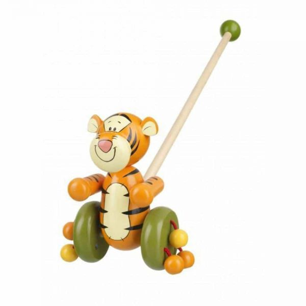 Tigger push alongtoy