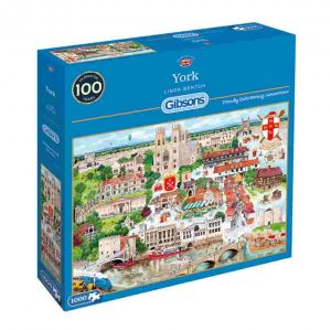 Gibsons jigsaw puzzles
