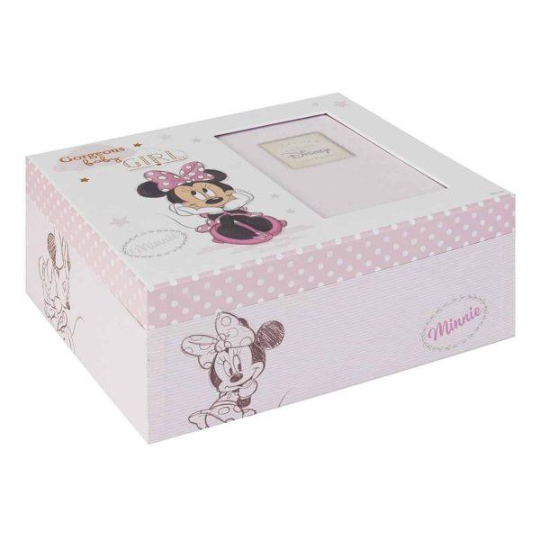 minnie mouse keepsake box