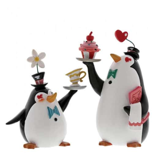 penguin waiters