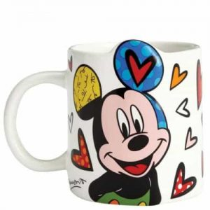Britto Mickey Mouse mug