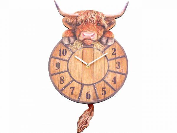 Nemsis Wall Clock