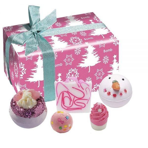 Bomb cosmetic gift set