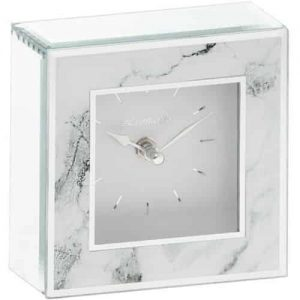 MARBLE MANTEL CLOCK