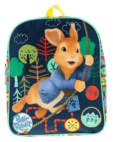 Peter Rabbit Childrens School Bag