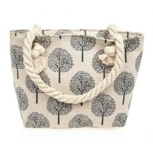 Equilibrium Tree Of Life Cream HandBag