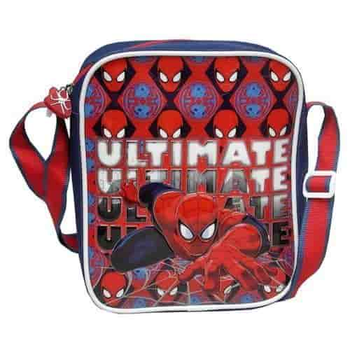 MARVEL SPIDERMAN SHOULDER BAG