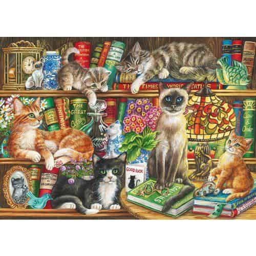 Gibsons jigsaw puzzle