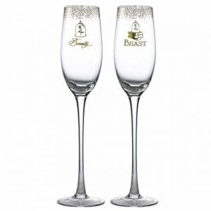 Belle Wedding Toasting Glasses