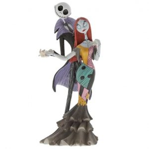 Disney Showcase Jack and Sally Figurine
