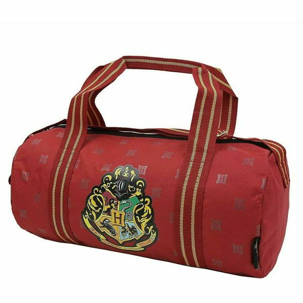 Red Hogwarts Duffle Bag